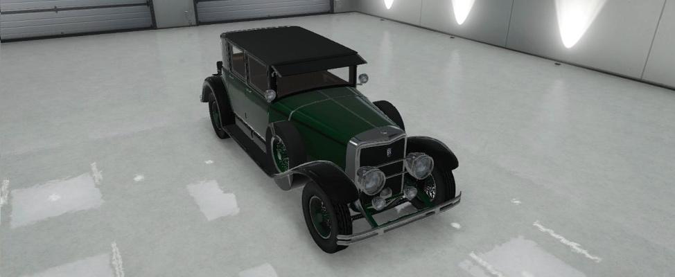 Véhicules de GTA V - GTA Légende Ubermacht Zion Cabrio Gta 5