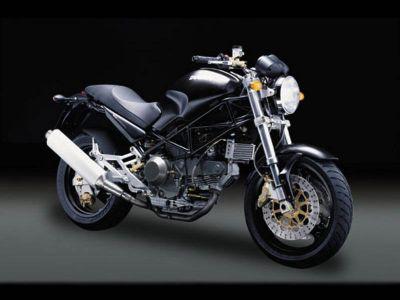 ducati monster 600. PCJ 600 : Ducati Monster